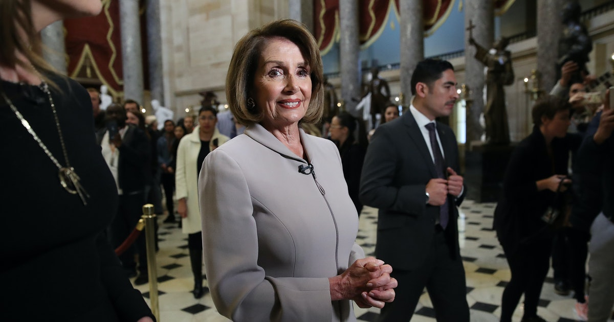 9 Facts About Nancy Pelosi That Highlight The Power Of Her Historic Speakership