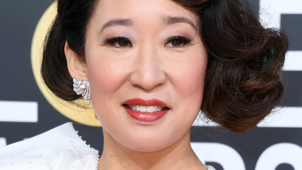 All Of Sandra Oh's 2019 Golden Globes Looks Will Make Your