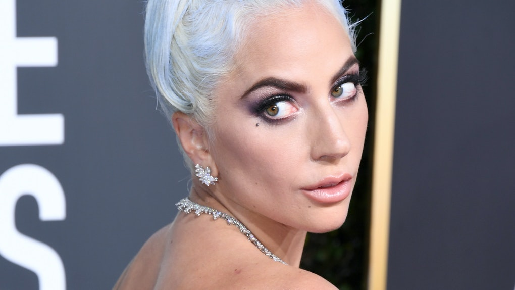 Lady Gaga S 2019 Golden Globes Look Channels Judy Garland