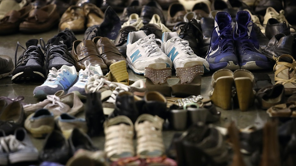 How To Know If Your Old Shoes Are In Good Enough Condition To Donate
