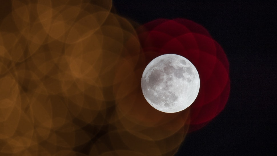 How The January 2019 Full Moon Will Affect You, Based On