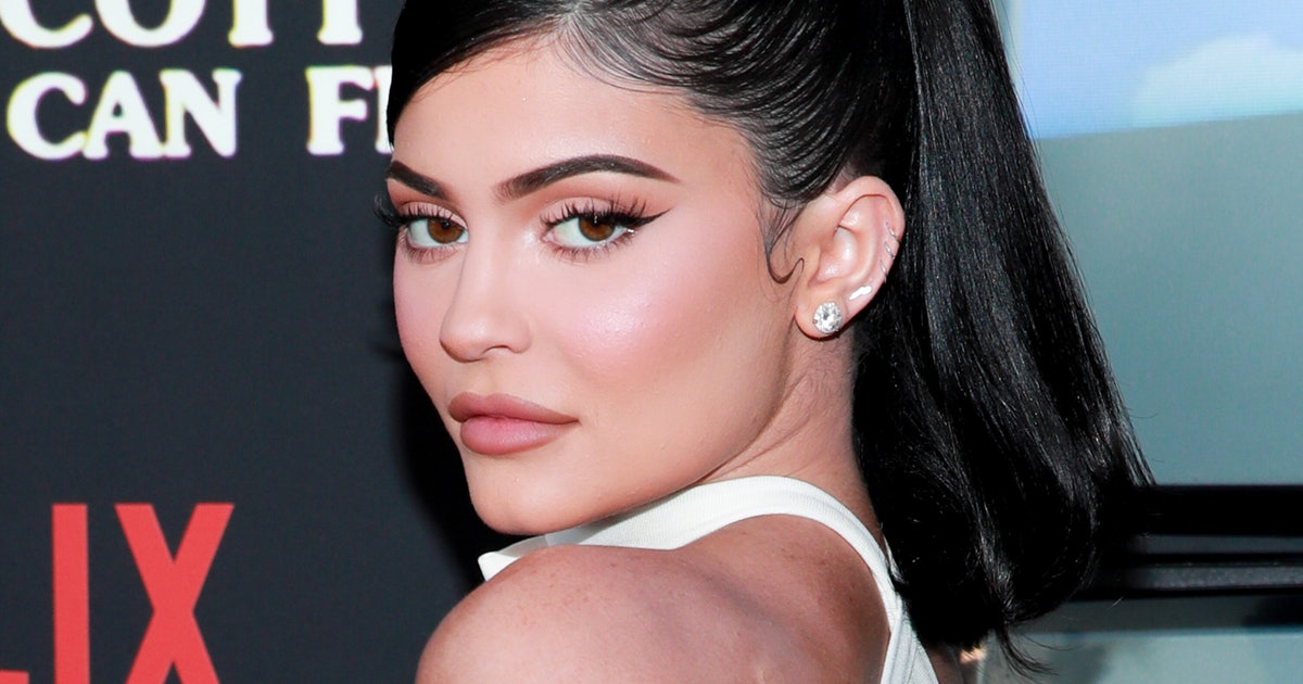 Kylie Jenner's Dress At Hailey Baldwin's Wedding Made My Jaw Drop So Hard