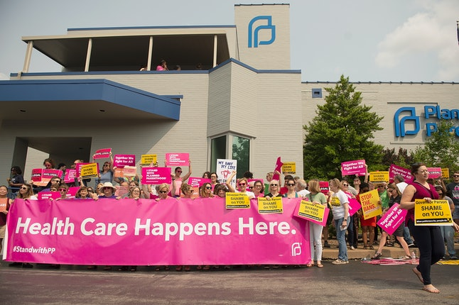 Volunteering at Planned Parenthood is another way you can help make sure birth control is accessible to everyone.
