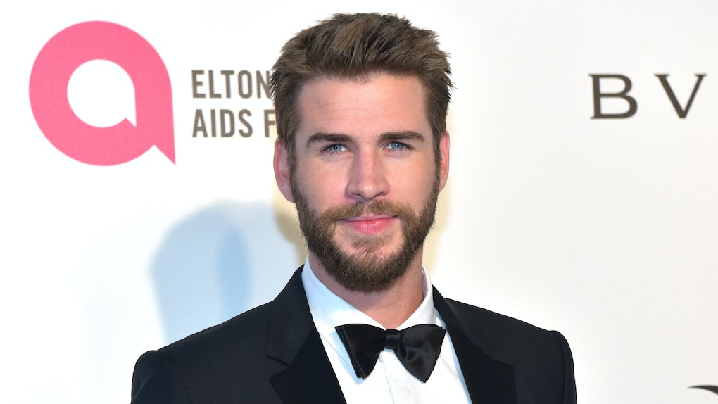 Liam Hemsworth is open to dating again after his breakup with Miley Cyrus
