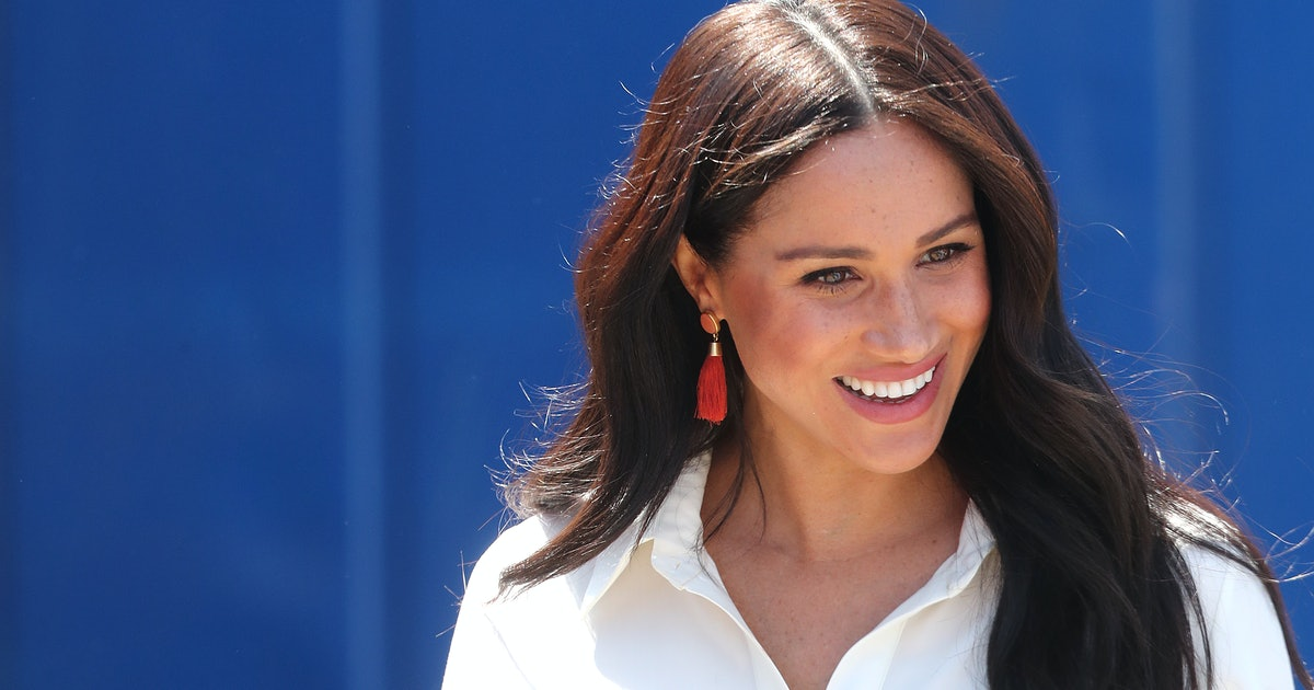 Meghan Markle Has Had A Pen Pal For Years & Gave Her A Sweet Gift