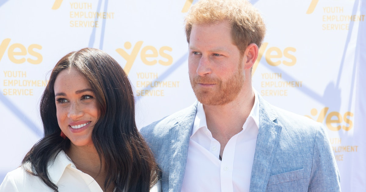 Will Meghan & Harry Leave England? They May Make A Big Move
