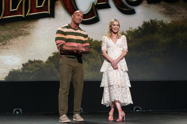 Dwayne 'The Rock' Johnson and Emily Blunt star in Disney's 'Jungle Cruise' trailer