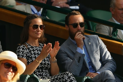 James Middleton's sisters, Pippa and Kate, attended therapy sessions with him to understand his depr...