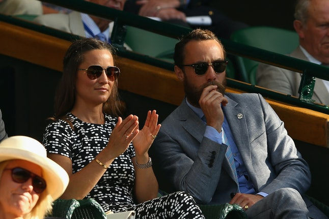 James Middleton's sisters, Pippa and Kate, attended therapy sessions with him to understand his depression