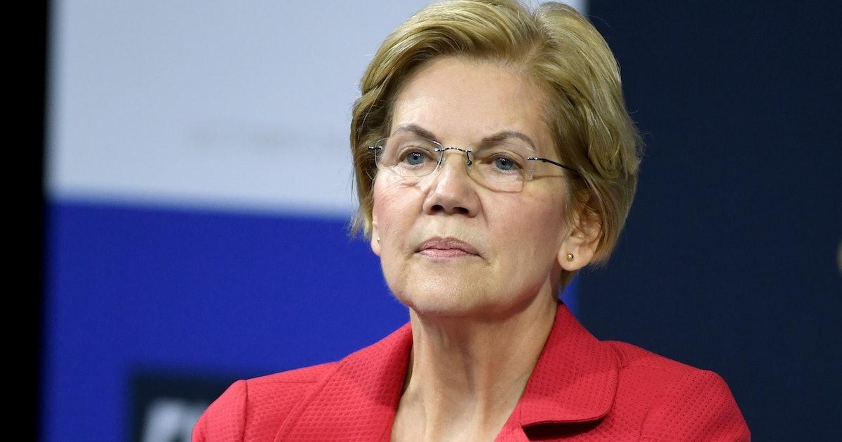 This Video Of Elizabeth Warren's Joke At CNN's LGBTQ Town Hall Is A Mic-Drop Moment