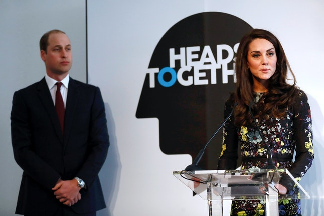 James Middleton says Kate Middleton's work for mental health awareness inspired him to share his experience with depression