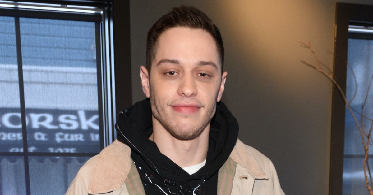 Pete Davidson's 'Saturday Night Live' Absence Was Finally Addressed — VIDEO