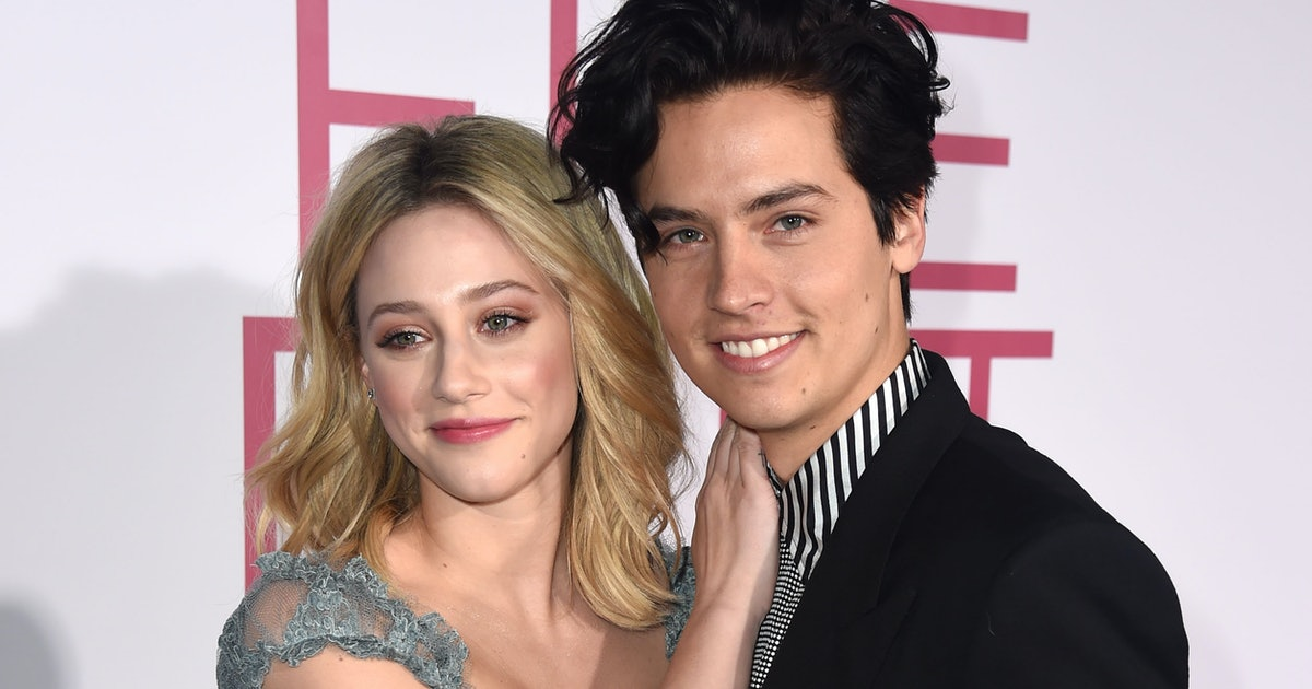 This Reported Cole Sprouse & Lili Reinhart Relationship Update Is So Good To Hear