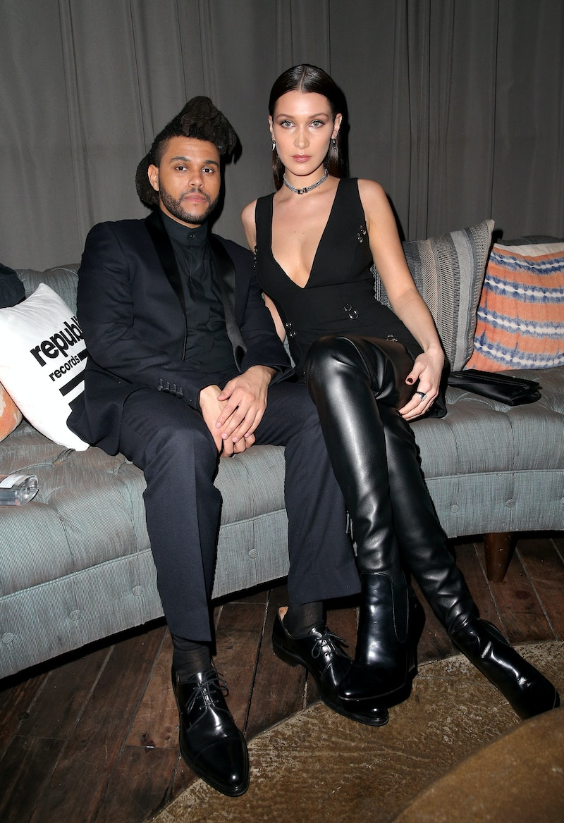 Bella Hadid & The Weeknd aren't back together, despite recent reports claiming otherwise.