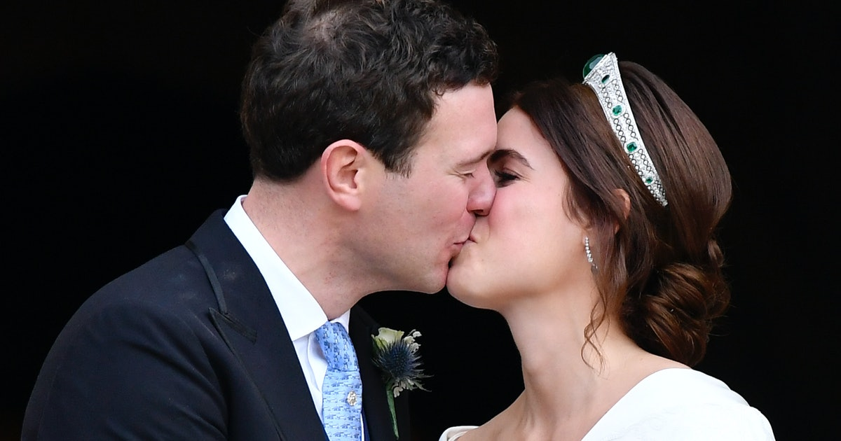 Princess Eugenie's 1-Year Anniversary Instagram For Jack Brooksbank Is So Cute