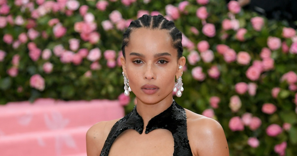 Zoë Kravitz Is Playing Catwoman In 'The Batman' — REPORT