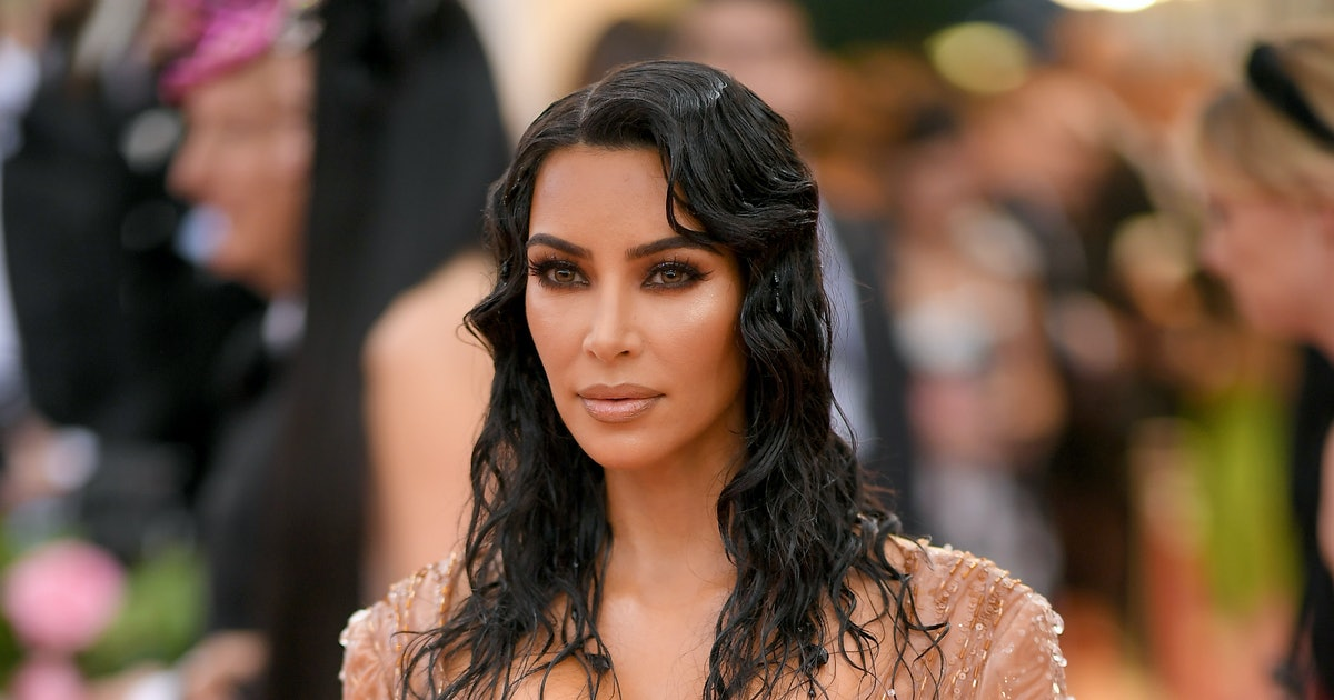 Kim Kardashian's 2019 Met Gala Look Was Inspired By North