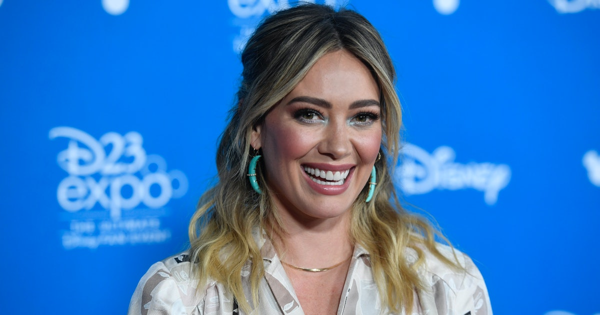 Hilary Duff Has A Few Ideas For The 'Lizzie McGuire' Reboot