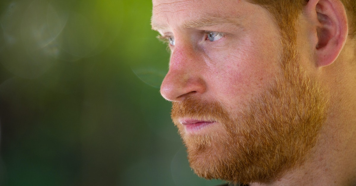 Prince Harry Breaks Down In Tears During Emotional Speech About Becoming A Dad