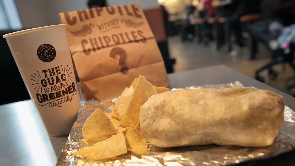 Chipotle's Boorito deal is back for Halloween 2019.