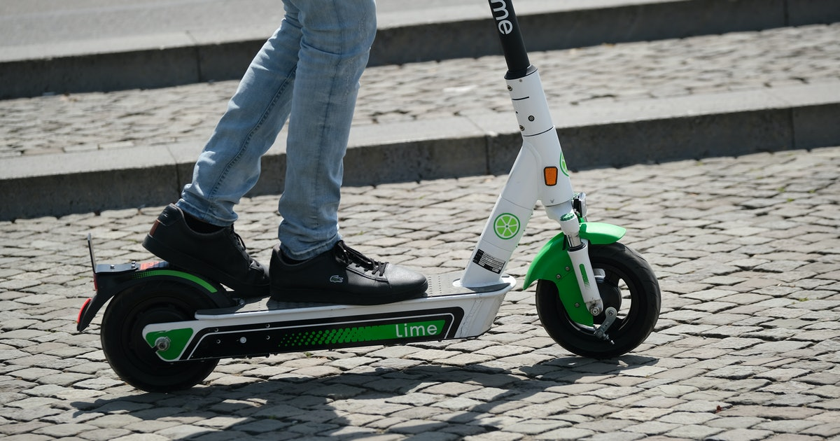 How To Use Lime Electric Scooters Now That They're In San Francisco