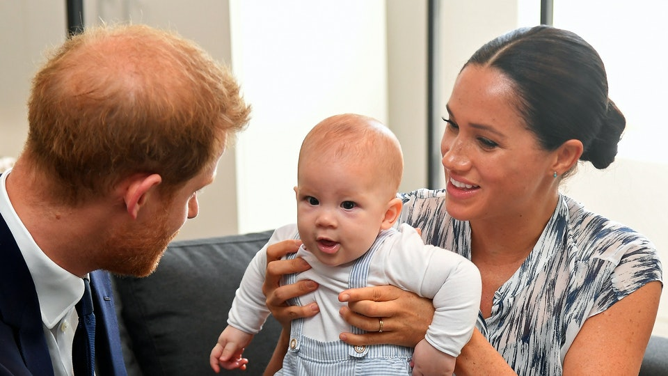 Prince Harry and Meghan Markle gave donations from the public from Archie's birth to a children's charity.