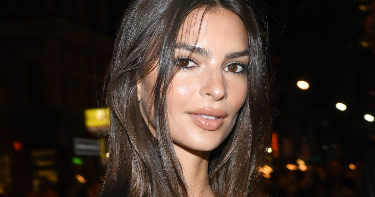 Emily Ratajkowski's Square-Toe Boots Are Available On Zara For Less Than $200