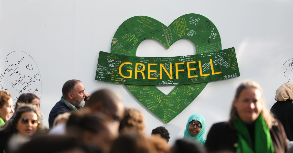 """The """"Stay Put"""" Policy Used During Grenfell Needs To Be Reviewed, London Fire Brigade Commissioner Says"""