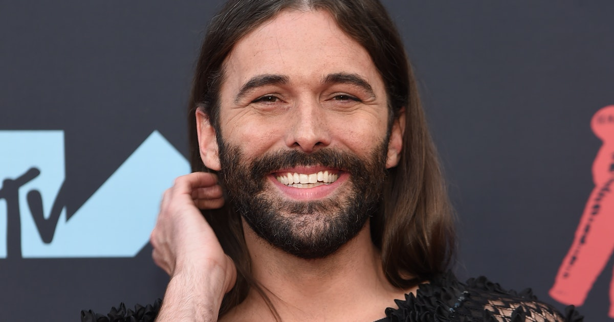 "Jonathan Van Ness Is Anti-""Cancel Culture,"" But Pro-Constructive Conversations"