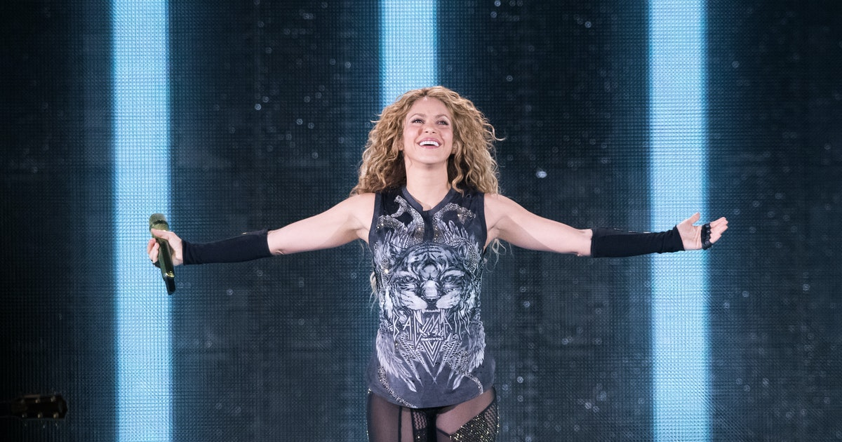 Shakira Promises Her Super Bowl Show Will Represent International Latinx