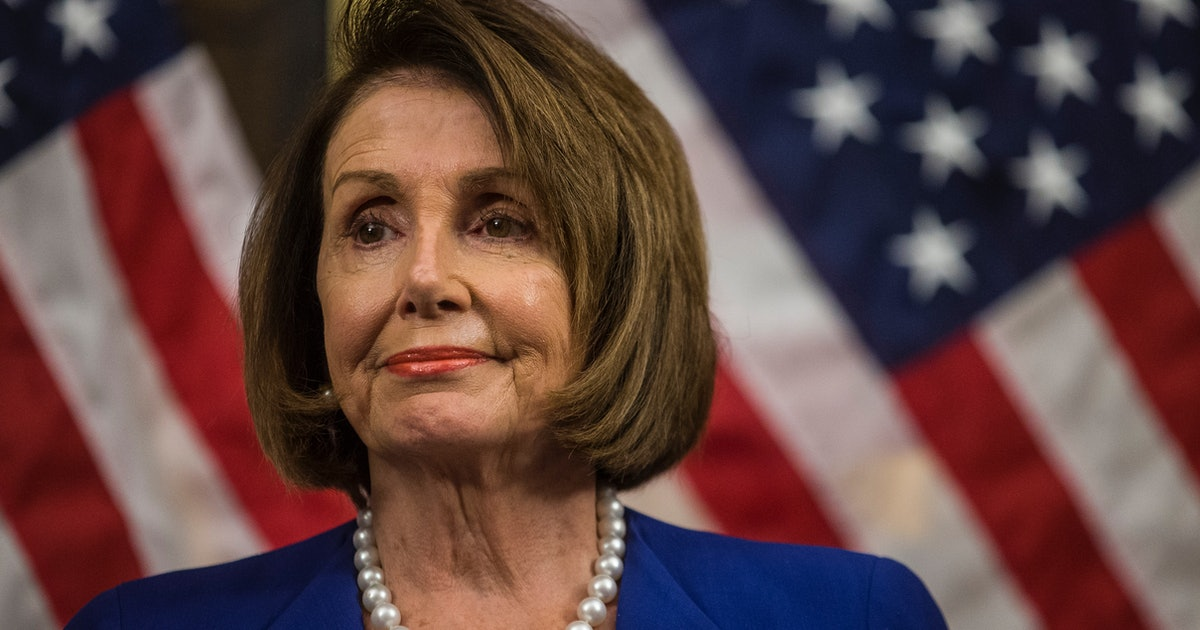 """These Tweets About Nancy Pelosi's """"Meltdown"""" Turn Donald Trump's Insult Back On Him"""