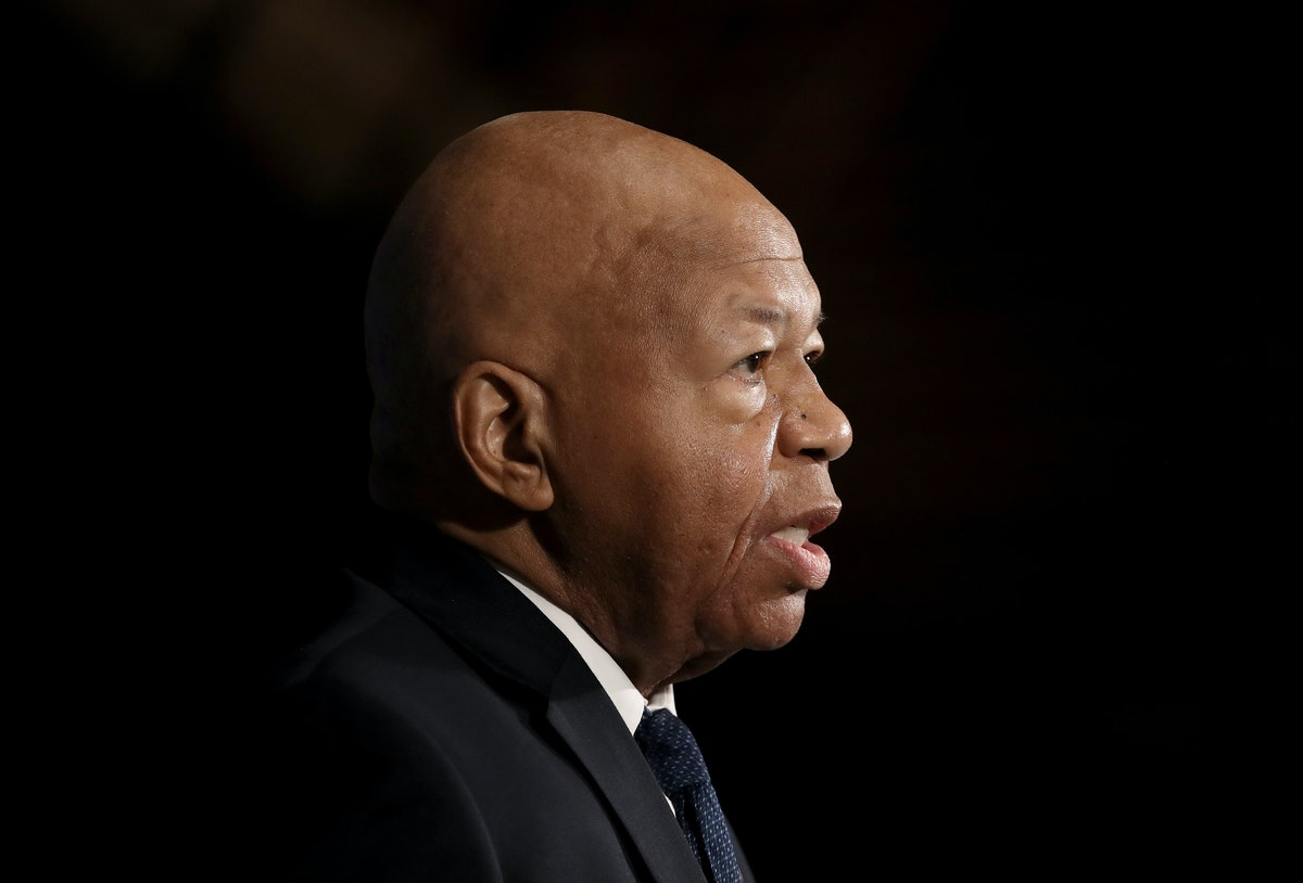 Rep. Elijah Cummings died on Oct. 17, and the internet quickly mourned him