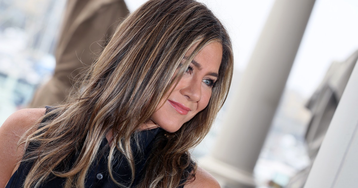 Jennifer Aniston Actually Had A Secret Instagram To Get The Hang Of The App