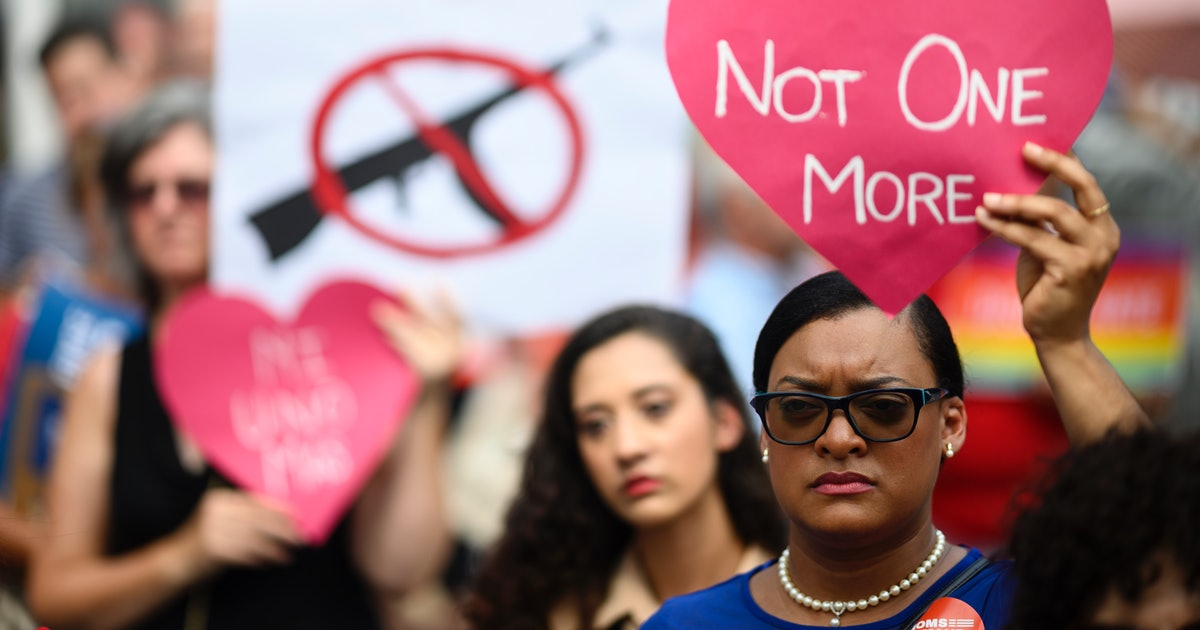 Guns & Domestic Violence Are Much More Lethal For Women Of Color, A New Report Shows