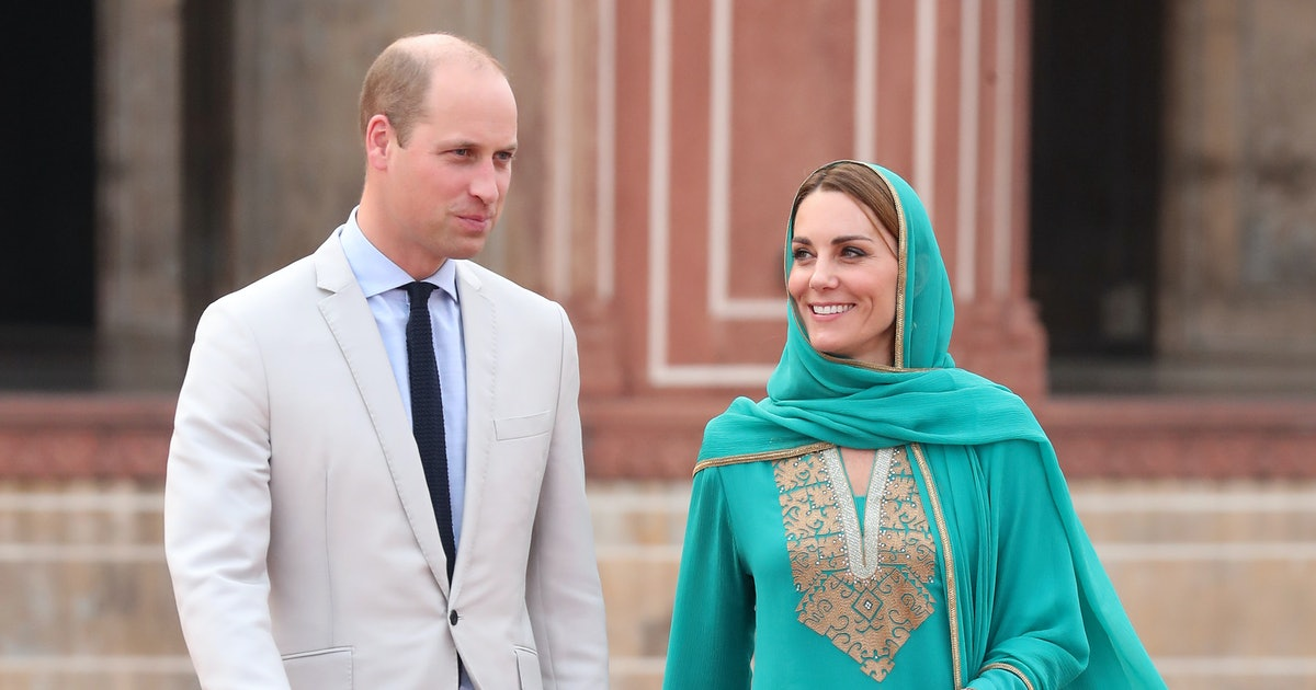 William & Kate Will Visit The Same Lahore Hospital Diana Did In 1991