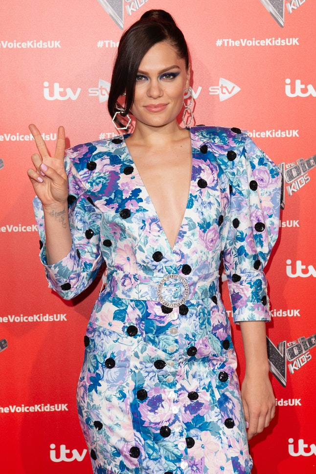 Jessie J and Channing Tatum's relationship first went public in October 2018.