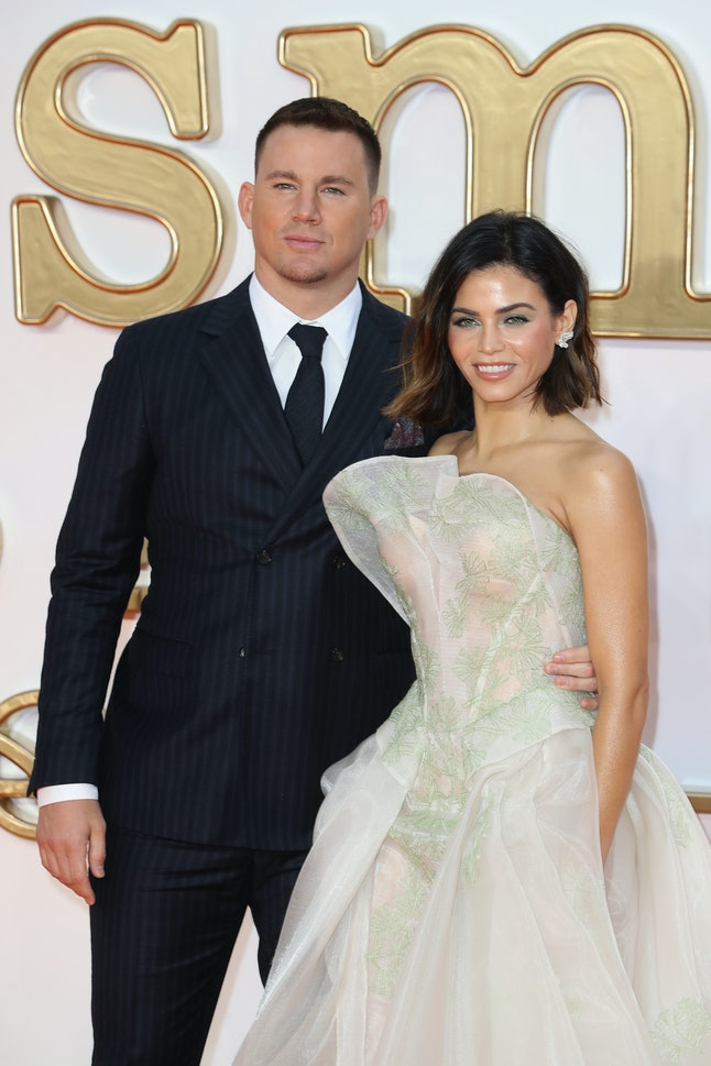 Jenna Dewan opened up about how she felt finding out that Channing Tatum started dating Jessie J.