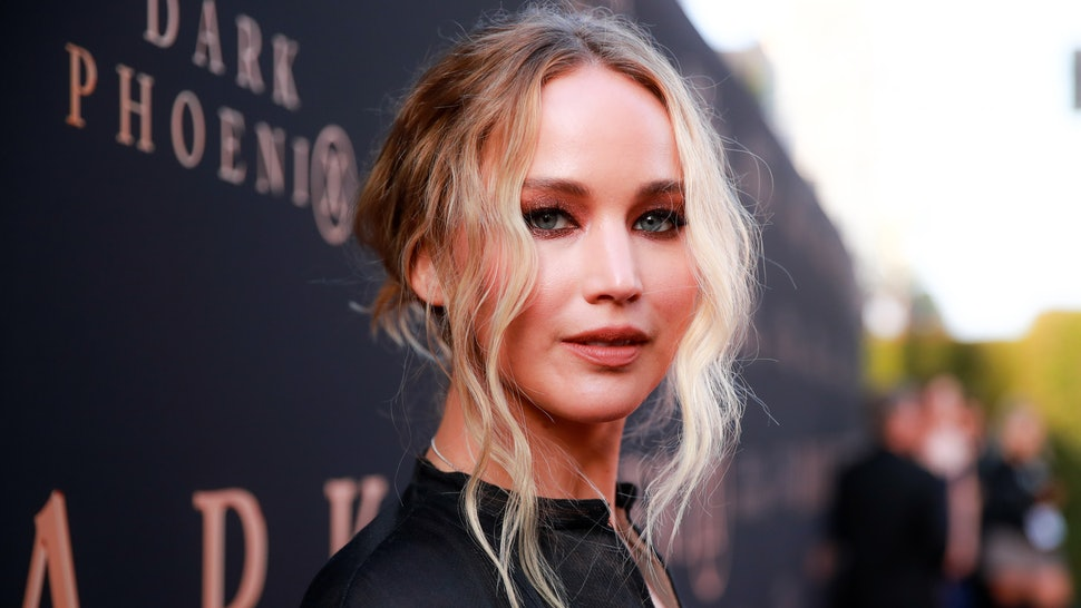 Jennifer Lawrence's wedding rehearsal dinner has a star-studded guest list including Adele and Kris Jenner.