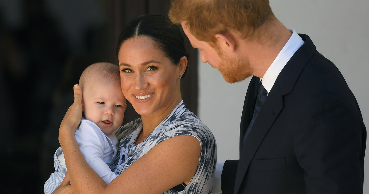 Meghan Markle Reveals Baby Archie's Schedule Guided Her Royal Tour Plans