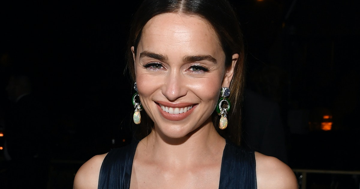 Emilia Clarke's Post-'Game Of Thrones' Career Doesn't Worry Her