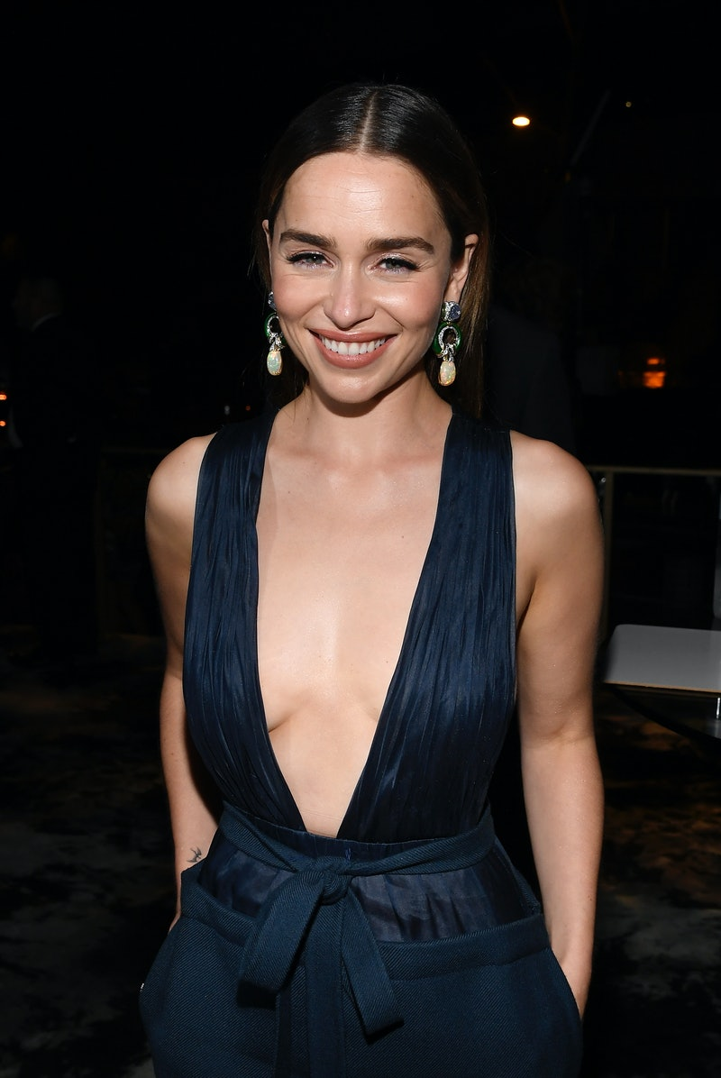 Emilia Clarke isn't worried about her career post-'Game Of Thrones'