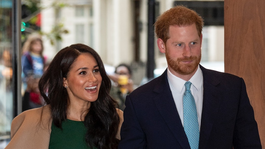 """H"" is Meghan Markle's new nickname for Prince Harry"