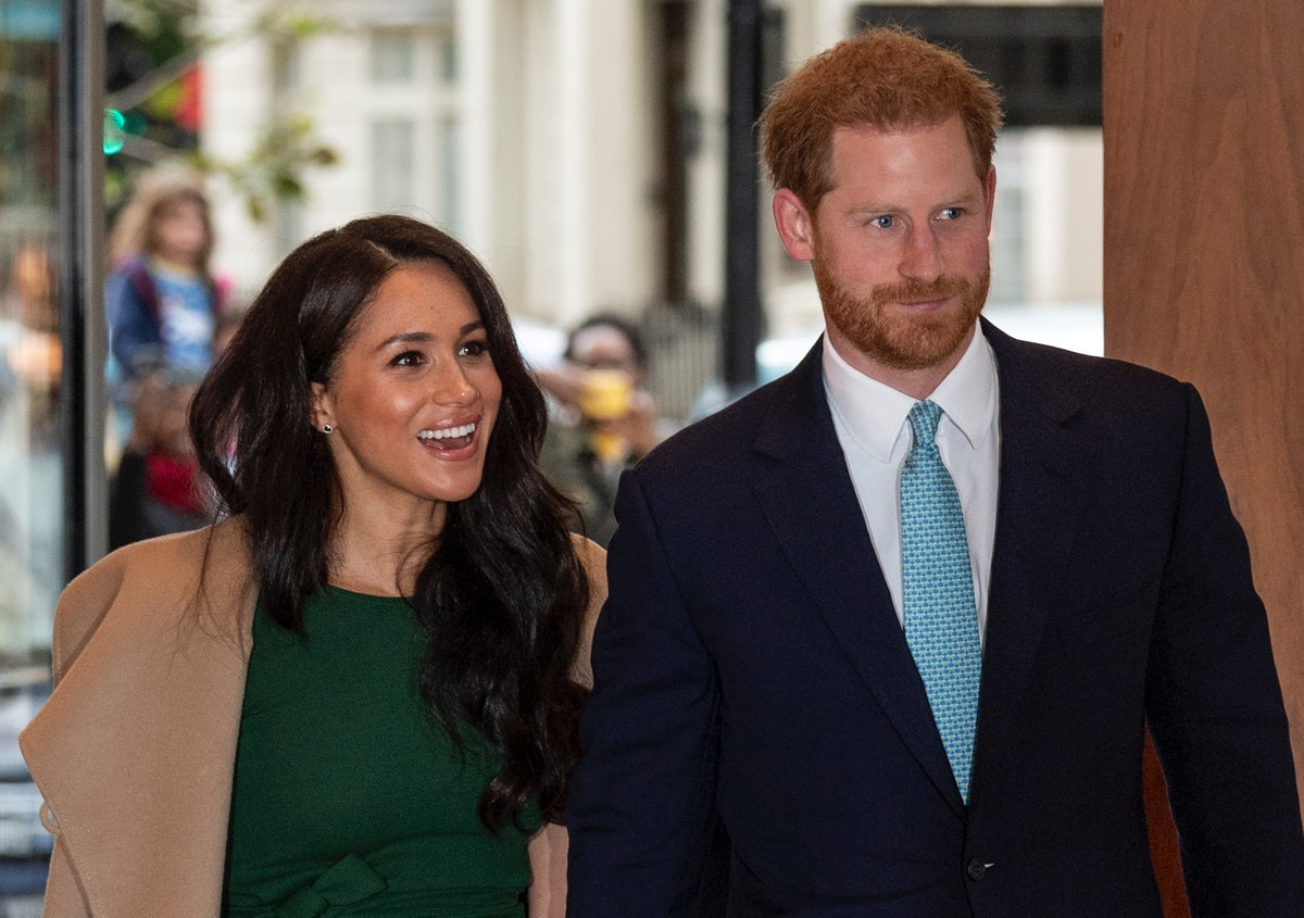"""""""H"""" is Meghan Markle's new nickname for Prince Harry"""
