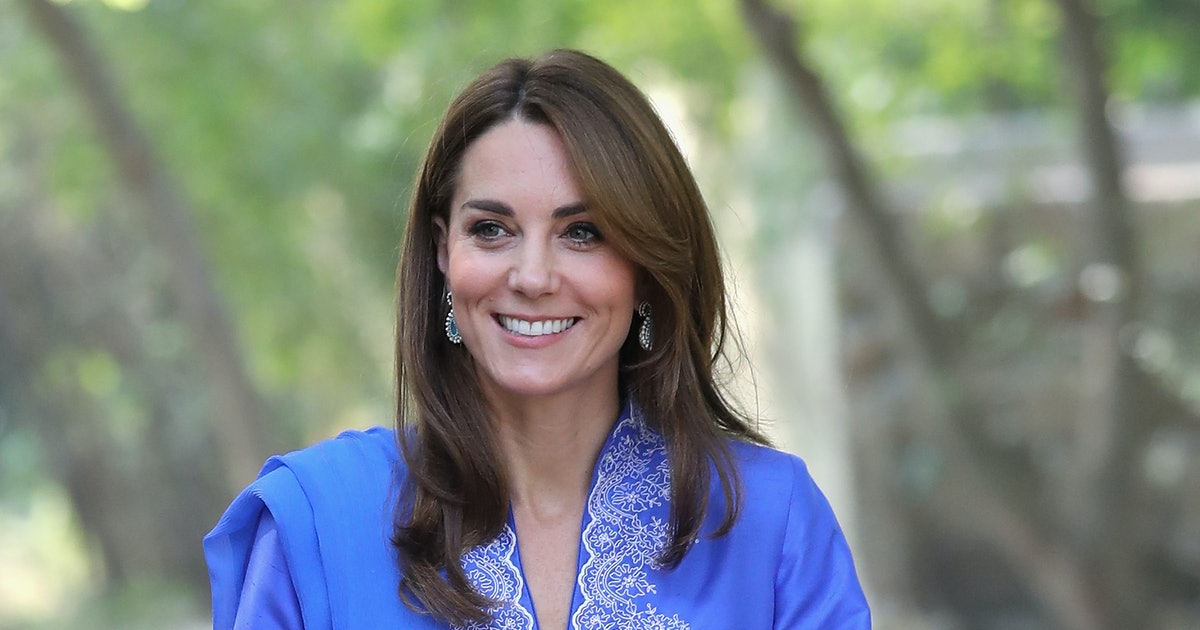 Kate Middleton's First Instagram Post Highlights An Important Cause
