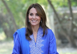Kate Middleton shares rare Instagram message.