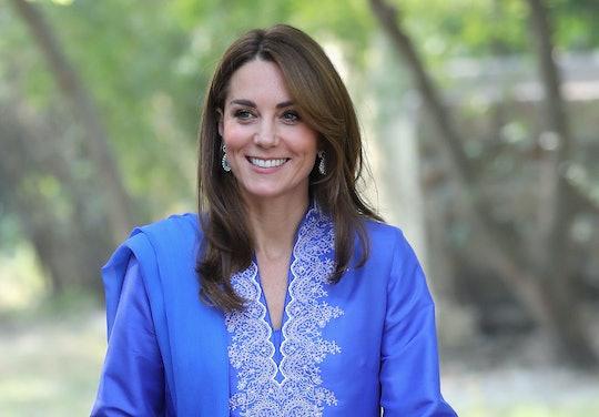 Kate Middleton shares rare Instagram message.
