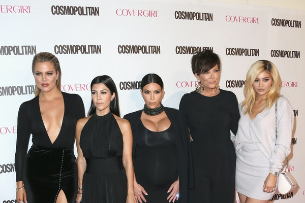 The Kardashians' Instagrams For Kim's 39th Birthday Are Cute Throwback Photos