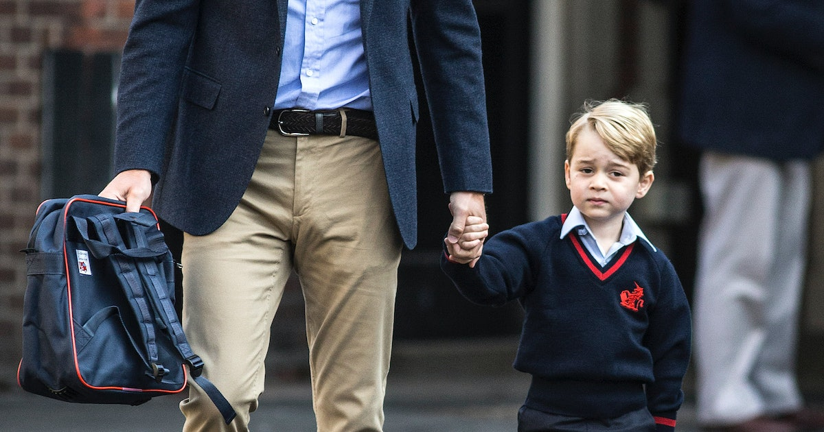 Prince William Reveals Prince George's Latest Obsession & It Makes Perfect Sense