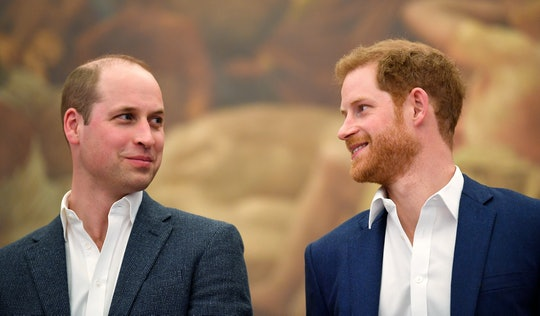 "Prince Harry has addressed rumored ""rifts"" with his older brother Prince William in a candid interview."