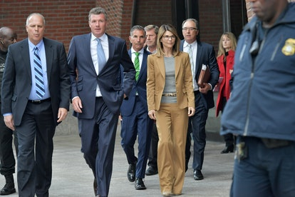 Lori Loughlin is facing a new charge in the college admissions scandal.